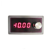 Hoge nauwkeurigheid Analoge 0 - + / - 10V Signaalgenerator panel-gemonteerde 0-1V -10V tot + 10V spanningssignaal Simulator 1-5V-controller voor servo-klep