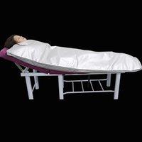 2020 i più nuovi dose più alta 2 parti lontano infrarosso abete sauna coperta per la perdita di peso e l'uso domestico di disintossicazione di trasporto del DHL