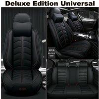 Coprisedili per seggiolino auto in pelle PU di lusso cuscino completo per accessori interni