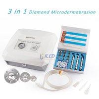 المحمولة 3in1 الماس microdermabrashasion آلة للبيع فراغ الأسطوانة الجسم السموم dermabracion