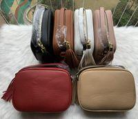 2020 yeni luxuryDesigner marka Yüksek Kaliteli kadın Cüzdan çanta Çantalar çanta Crossbody Soho Çanta Disko Omuz Çantası Saçaklı çanta Çanta 308364
