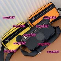 أكياس مصممي الفضلات الأقمشة 631 أحدث 2021 فاني حزمة 41 صنعة رائعة انتباه اللون يجب أن يكون لديك حقيبة ساعي البريد لحجم الهواء الطلق 24 5.5 5.5