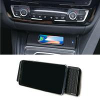QI Auto Wireless-Ladegerät Wireless Phone Charging für BMW 3 Serie 4 F30 F31 F32