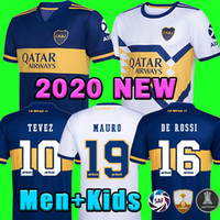 2020 2021 Boca Juniors soccer Jersey Home Away Boca Juniors ...