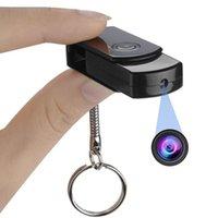10pcs USB U DISK Drive 1080p 960p Video Recorder Mini HD Cámara Mini DV DVR Videocámara