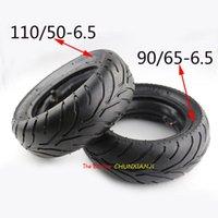 Bonne qualité 110 / 50-6.5or 90 / pneus Mini moto 65 à 6,5 Accessoires 47cc / 49cc Petit Sports Car pneu intérieur Tube