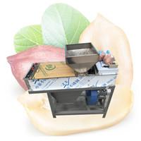 La venta de la operación fácil de maní pelado máquina seca / maní núcleo rojo máquina de la piel remove / maní pelado máquina de la india