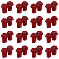 Bostonredsox # 34 David Ortiz 14 Chris Sale 50 Mookie Betts Hommes Femmes Enfants Tout-petit personnalisé Rouge Replica Jersey Autre