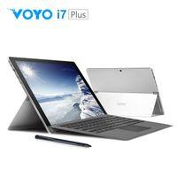 Ordinateurs portables Voyo 2in1 Tablet PC plus Core 7500U avec stylo à clavier IPS Screen Screen Ordinateur portable Windows10 Licence 16G RAM 512G Bluetooth