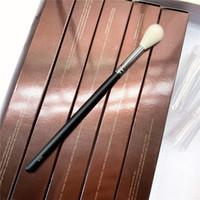 M510 PRO ROUND BLENDER BRUSH - qualidade longa Cabra Cabelo Grande Maquiagem Sombra Blending Realce Escova