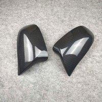 Araba-Styling ABS Araba Ayna BMW X3 X4 X5 X6 F15 F16 F25 F26 2014 + Dikiz Konut Kapak Kapaklar