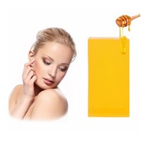 Honig-Seifenziegenmilch-Öl-Steuerung sauberer Hautreiniger