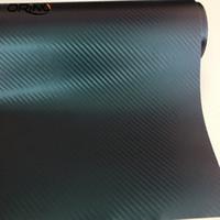 エアリーレリーズ技術の青い包装紙の紫色のラップロールフルカーラッピングホイル