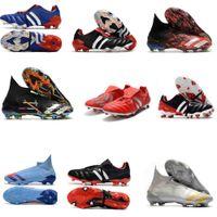 المفترس مسرع أحذية المفترس هوس FG الاطفال الشباب رجل جديد أحذية كرة القدم دي Futebol طبعة محدودة في الهواء الطلق لكرة القدم المرابط