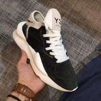 2020 Mens Y3 IIvenom Designer Sneakers Kusari Preto Marfim alta qualidade Ins Moda Mulheres sapatos da moda Lady Y3 Botas Casual Box