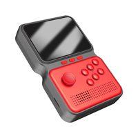 M3 3.5 inç HD Taşınabilir Oyun Kontrolörü Taşınabilir El Oyun Konsolu Nostaljik Atari Retro Oyun Konsolu 16 Bit Video Oyunları Oyuncu