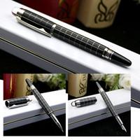 الراتنج الأسود رولربال-قلم حبر جاف FountainPens الكتابة اللوازم المكتبية مدرسة القرطاسية عالية الجودة تعزيز Luxurypen