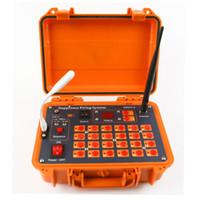 Fedex / DHL Livraison gratuite, 120 signaux de bonheur feux d'artifice télécommande tir signaux du système bonheur à distance
