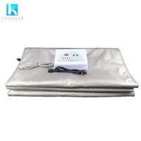 Far Infrared Sauna Blanket Home Use Heizung Luftdruck abnehmen Maschine für Lymphdrainage Detox Geräte