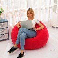 أكياس النوم سريع العقارات الأريكة أريكة تشيس طويلة نوعية جيدة حقيبة نفخ كسول شاطئ المنتجات في الهواء الطلق