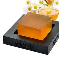 Gute Qualität 100% handgemachter Whitening Peeling Glutathion Arbutin Honig Kojisäure Soap 100g