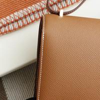 Im Lager Designer Top-Qualität CC 19-24CM Messenger Designer Handtasche Canvas Klassische Blume Schulter Umhängetasche Einkaufstasche