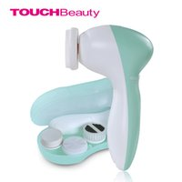 TOUCHBeauty Rotating Face Cleanser with 3 Replacement Brush ...