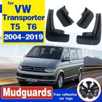 Bavette Pour Volkswagen T5 VW Transporter T6 Caravelle Multivan 2004 ~ 2019 voiture Fender boue Garde-boue Garde-boue Rabats