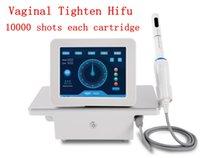 2020 sıcak satış !!! Taşınabilir HIFU Makinesi Yüksek Yoğunluk Odaklı Ultrason HIFU Vajinal Sıkma Gençleştirme Cilt Bakımı Güzellik Makinesi DHL