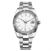 Männer Uhren 41mm Datejust Man mechanische automatische Designer Uhren Stainless Steel Business Mode Master-Präsident Mens Armbanduhren
