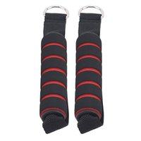 Multi Purpose Elastic Rope Cabo Rod Foam Handle Fitness Equipment Com rígida Nylon de cinto Primavera cordão