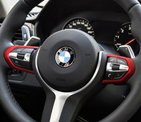 BMW E90 E92 E93 F30 F34 F20 F21 F22 F32 E84 F80 F83 1 2 3 4 Seri X1 M3, M4 için Alcantara Araç Direksiyon Kapak Dekorasyon