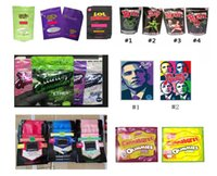 Sıcak Runtz gummies PİŞMİŞ BROS OBAMA Whole Lotta RUNTZ HASHTAG BAL LOL EDIBLES CANNABURST Şeker FERMUAR MYLAR BAG Perakende Bag Packaging