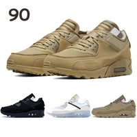 2020 Best Selling Bianco X Men pattini correnti delle donne 90s Style Bianco Nero Deserto Ore Mens cuscino Scarpe Chaussures scarpe da tennis US 5,5-11