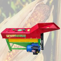 Hot vente machine à écosser maïs électrique / agriculture maïs machine à éplucher le maïs décortiqueur / maïs chaud vente éplucheur