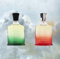 Новый товар Крид ветивер унисекс натуральный аромат оригинальный сантал для мужчин, женщин долгое время прочный запах духов Бесплатная доставка 75мл 100мл
