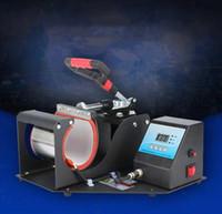 نقل الحرارة آلة الخبز كوب الطباعة تغيير لون كوب معدات الطباعة آلة مجانا A10 الشحن