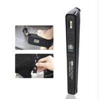 Brake Fluid Tester pressione dei pneumatici monitor 2 in 1 auto del veicolo Strumenti di diagnostica per DOT3 / DOT4 Liquido freni Liquido TPMS OBD2 Tester