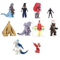 Action Figuren Bewegliche Puppe Modell Spielzeug Jonens Kind Kind Speelgoed Anime Cartoon Film Ultraman Monster Gojira