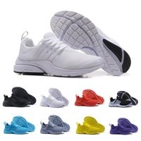 Unholy Cumulus Ultra Presto BR QS Respire Homens Mulheres Running Shoes Prestos Jogging Triplo Preto Branco Vermelho Azul Trainers mens Esporte Sneakers