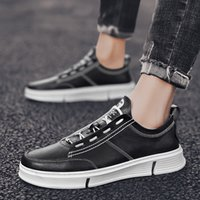 Male Sneakers Spring Men Casual Shoes Walking Drive Office Outdoor Shoes Flat Comfortable Lightweight Breathable for Man *