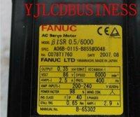 A06B-0115-B855 # 0048 FANUC Servo motor de bom em condições para a indústria