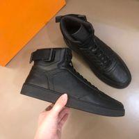 Neue Ankunft Rivoli Sneaker Boot Herrenschuhe Outdoor Gehen Leichte Schuhe Vintage Leder Lace-up Casual Männer Schuhe Chunky SnekAers