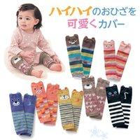 New infantil bonito do bebê pé quente meninas Meninos dos desenhos animados Leg Quente Criança Urso gato Socks Legging Tights bebê aquecedores Crianças aquecedores S484