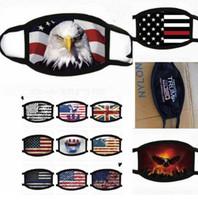 Ücretsiz gemi! Koruyucu Pamuk Yüz Mascherine Kamuflaj Çilek fy9120 Baskı Karşıtı Toz / PM2.5 Nefes Ağız Tasarımcı Face Maske