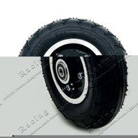 """오토바이 바퀴 타이어 전기 스쿠터 타이어 휠 허브 8 """"200x50 인플레이션 차량 알루미늄 합금 공압 타이어"""