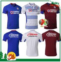 2020 2021 Cruz Azul Soccer Jerseys Home Away Troisième 20 21 Chemises de football Jersey