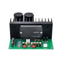 Freeshipping Power Amplifier Audio Board Sanyo Dikke Film 120WX2 Stereo Geluid AmplificAddor Luidspreker Home Theater DIY