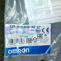 OMRON proximity sensor 1pc new E2B-M12LN08-WZ-C1 fast delivery