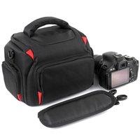 Borsa per fotocamera DSLR impermeabile per Nikon Canon Sony Panasonic Olympus Fujifilm Fotografia Zaino per lenti